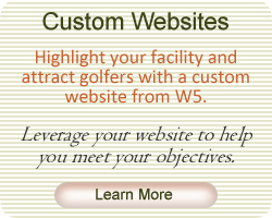 Click for Information on Custom Websites