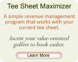 Click for Information on Tee Sheet 